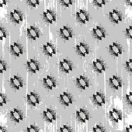 beautiful geometric background seamless pattern graffiti