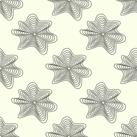 abstract geometric seamless pattern grunge texture Archivio Fotografico - 134025822