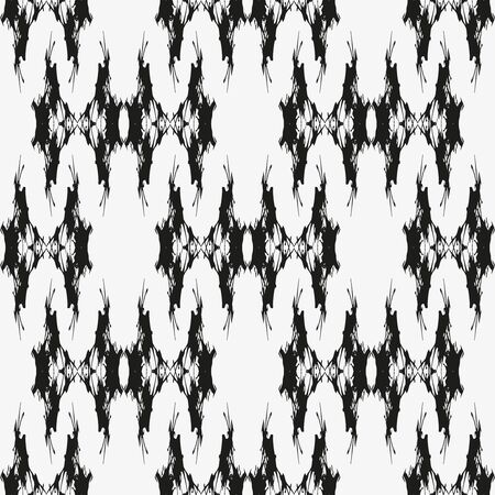 color abstract ethnic seamless pattern in graffiti style with elements of urban modern style 版權商用圖片 - 140025010