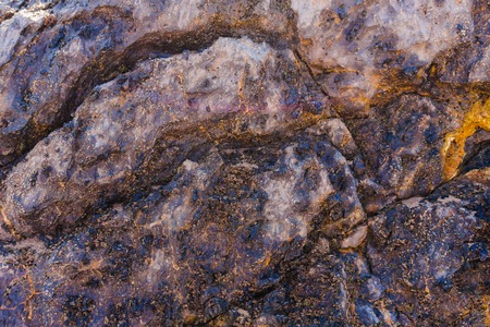 Stone texture and background. Natural Surface Rock texture 写真素材