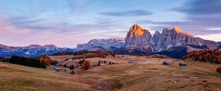 Scenic image of bright hills. Фото со стока - 110900551