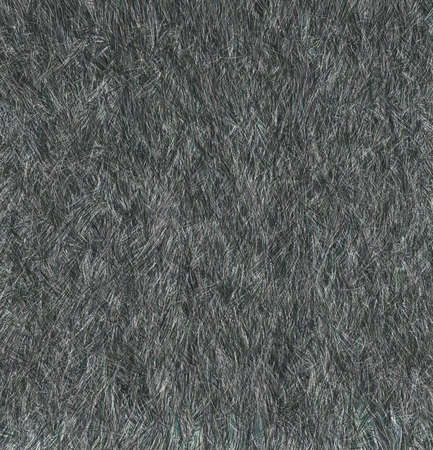 Wolf skins texture - close-up. Stock Photo - 8019381