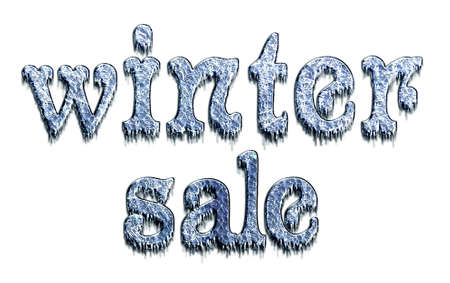 Winter sale photo