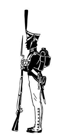 bayonet: 1812