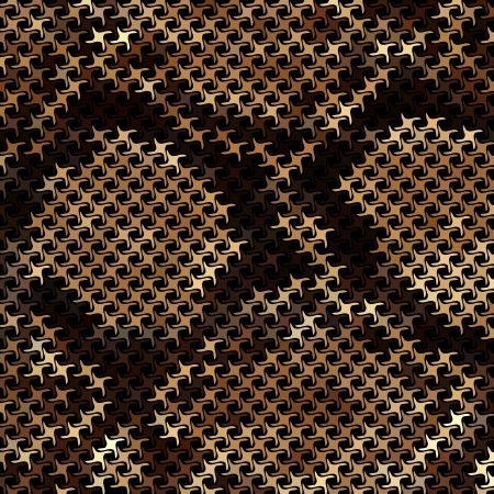 Mosaic Snake Skin Stock Vector - 16765700