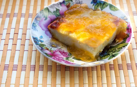 cottage cheese: Cottage Cheese casserole