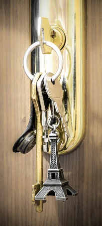 bibelot: Keychain