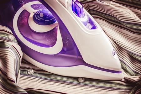 ironing: Ironing Stock Photo