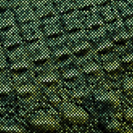 snake skin: Mosaic Snake Skin