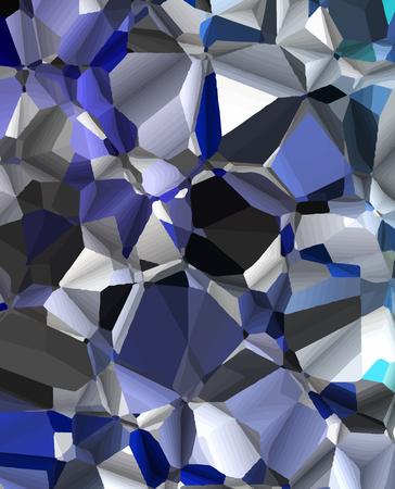 folded paper: Background Crumpled foil