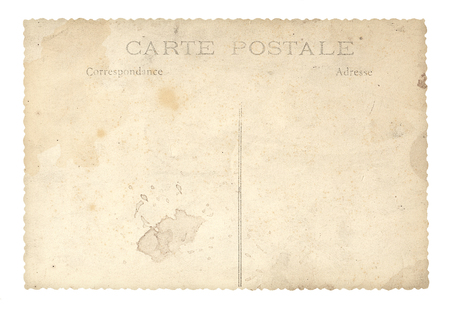 Old post card