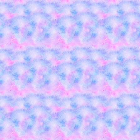 Seamless texture picture abstract blue watercolor background. Stock fotó