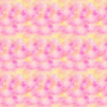 Seamless texture picture abstract pink watercolor background.