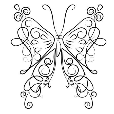 Vlinders Stockfoto - 21852561