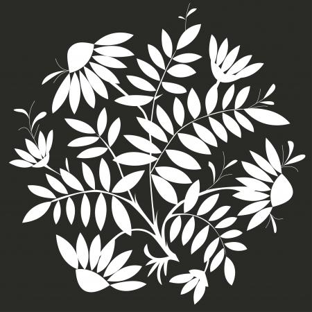 花  イラスト・ベクター素材