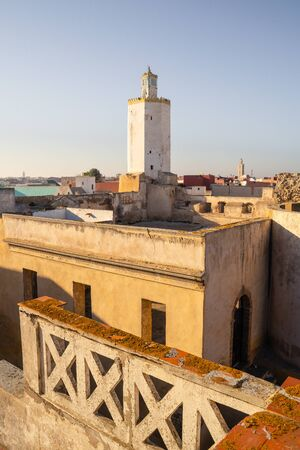 a mosque in North Africa