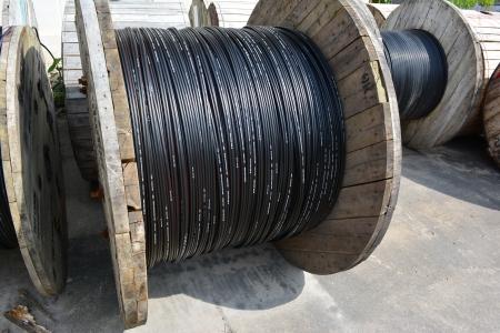 Industrial wire Zdjęcie Seryjne