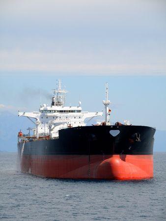 barco petrolero: petrolero