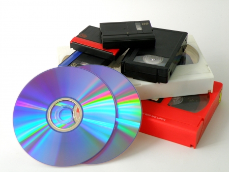 different video storage sistems