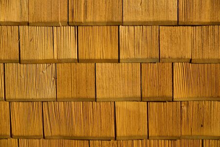 Background and texture of shingles of wood Stok Fotoğraf