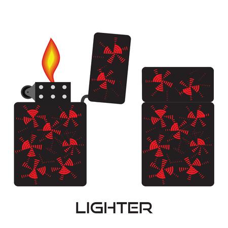 encendedores: Conjunto de encendedores