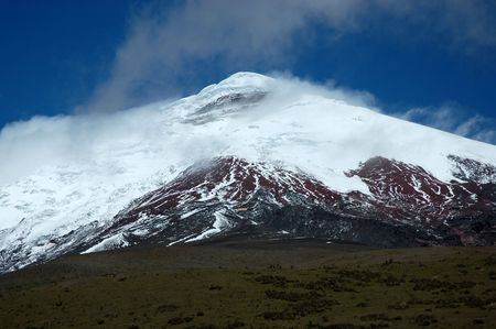 Volcano Cotopaxi,Ecuador