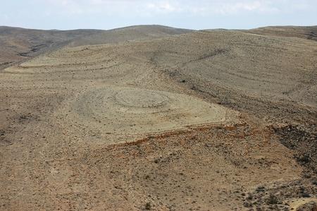 Negev desert. photo
