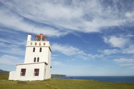 Dyrholaey lighthouse, Iceland