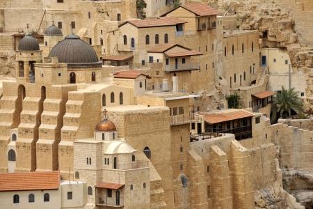 Mar saba monastery, Israel