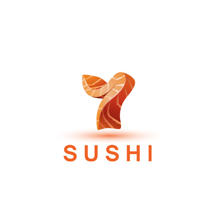 Sushi logo template the letter y looks like a fresh piece of sushi logo template the letter y looks like a fresh piece of salmon fish maxwellsz