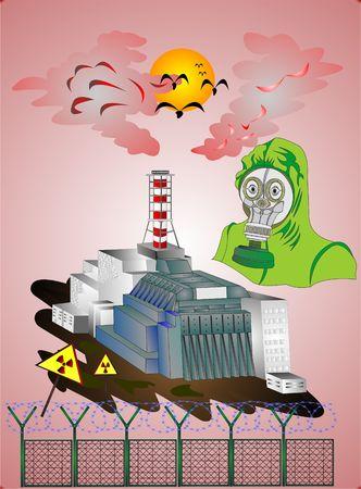 Chernobyl NPP, stalker, liquidator
