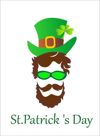 The symbol of the feast of St. Patrick