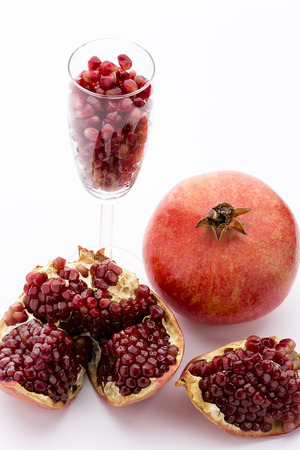 punica granatum: Pomegranate, Punica granatum