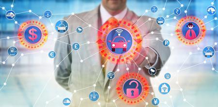 認識できない産業コンサルタントは、輸送のための自律制御システムにサイバーハイジャック攻撃を提示しています。モノのインターネットやラン