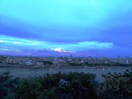 Landscapes from Havana