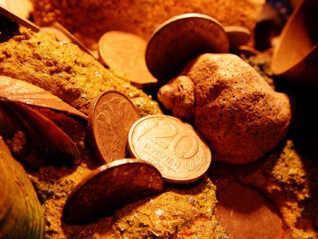 Rusiian money  photo