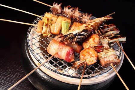 日本の食べ物 写真素材