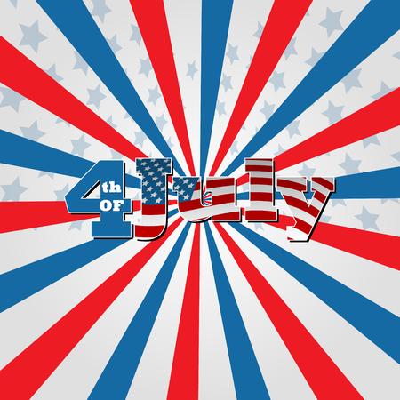 현충일, 독립 기념일 7 월 4 일