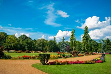 parque de Budapest en Hungría, la Isla Margarita