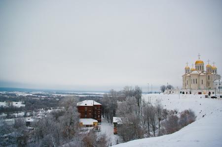 Catedral de la Asunci�n en Vladimir construido en el siglo 12ST