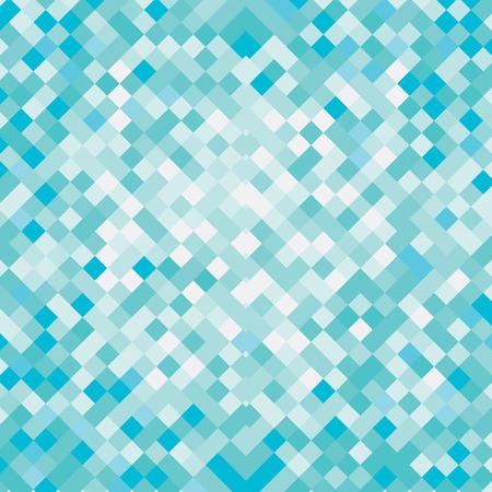 urban sprawl: Abstract illustration wallpaper of geometric shape cubes