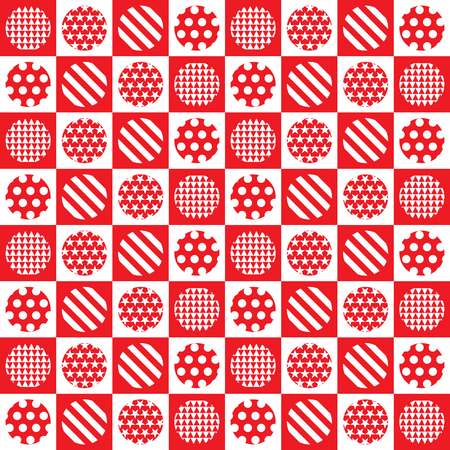red wallpaper: pattern wallpaper circles Red Geometric background
