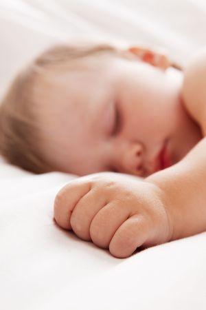 Baby sleeping Stock Photo - 7149413