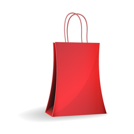 red packet: paper bag