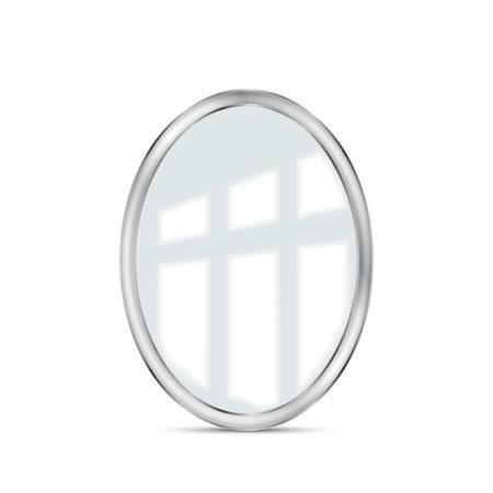 Mirror isolated