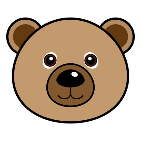 cartoon bear: Cute Bear