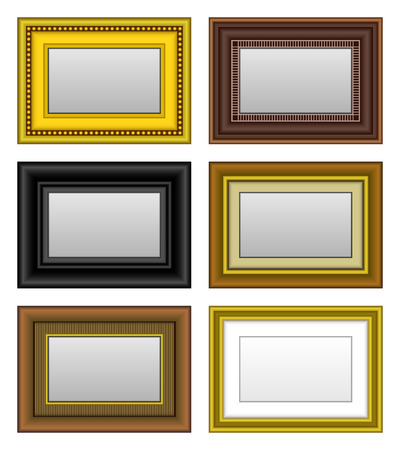simple frame: Frame Picture Photo Mirror