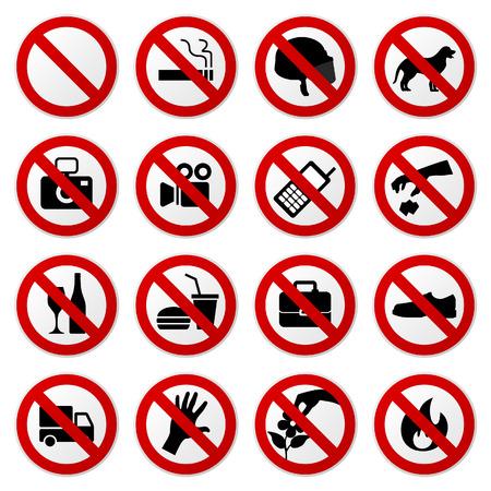 prohibido: Prohibido sin se�al de Stop