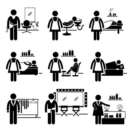 reflexologie plantaire: Salon de beauté Services Jobs Professions Carrières - Coiffure, Shampooers, Masseur, Esthéticienne, Pédicure, Spa, consultant de mode, maquilleur, Promoteurs