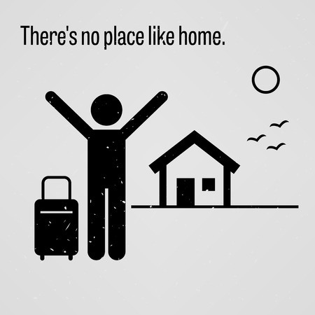 homely: There is No Place like Home Illustration